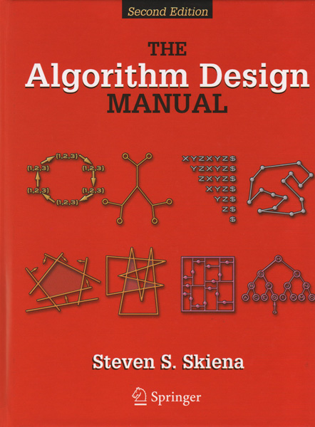 Algorithm Design Manual, 2nd ed